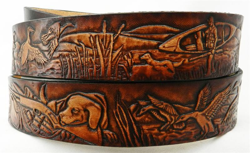 Belt buckles western style